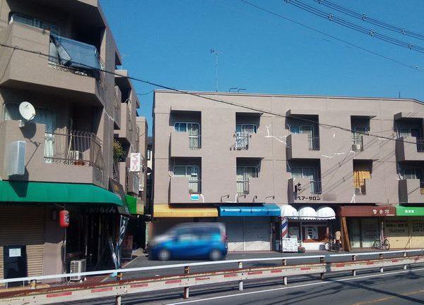 茨木市三島町 店舗事務所