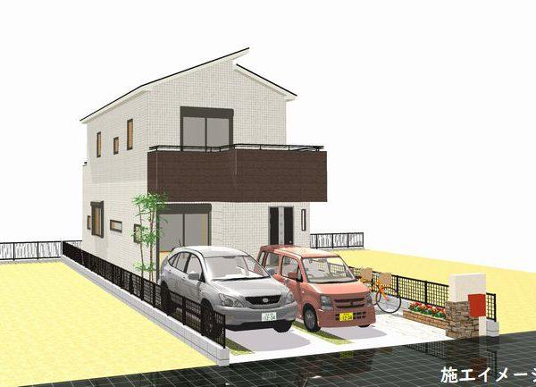 茨木市三島町 新築一戸建分譲