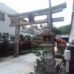 茨木神社東鳥居